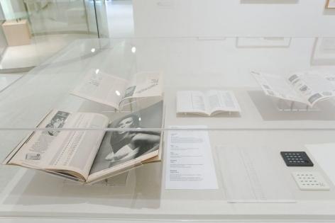 Installation view: Dan Graham: Beyond, Walker Art Center, Minneapolis, 2009
