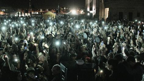 Doug Aitken, Station to Station, 2013
