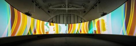 Doug Aitken, Song 1, 2012/2015, Installation view: Schirn Kunsthalle Frankfurt, 2015