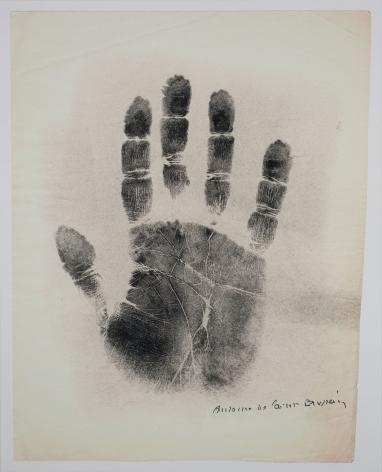 Hans-Peter Feldmann, Handprint