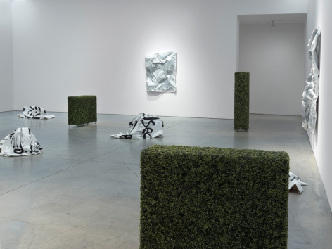 Kim Gordon Design Office: The City Is A Garden, Installation at 303 Gallery, New York, 2015