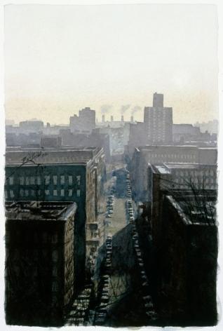 Tim Gardner, Untitled (Harlem, From Columbia), 2002