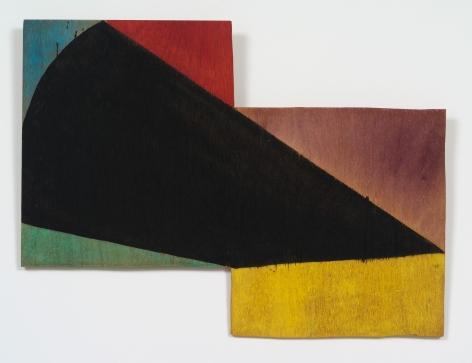 Mary Heilmann, The First Ray, 1987