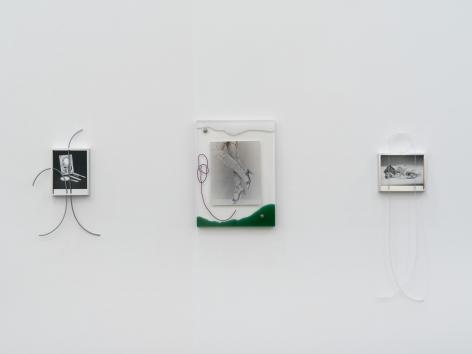 Elad Lassry, Installation view: Frieze New York, 2016
