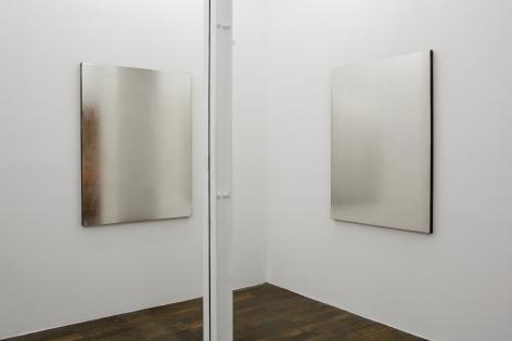 Jacob Kassay, Untitled, 2013