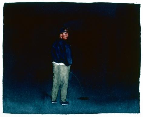 Tim Gardner, Untitled (S pissing), 1999