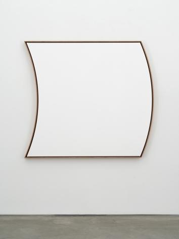 Jacob Kassay. Untitled, 2018