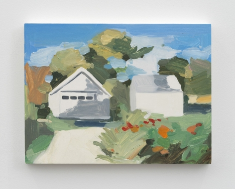Maureen Gallace, Summer, 2013