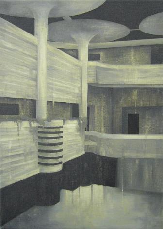 Tom Gidley, Lair III, 2006