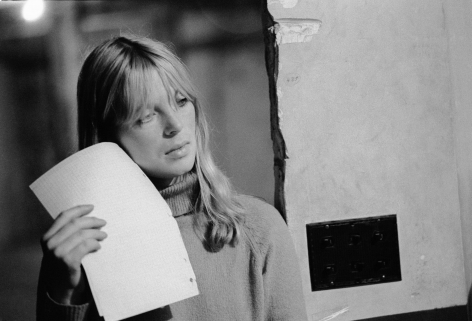 Stephen Shore, Nico, 1965-1967