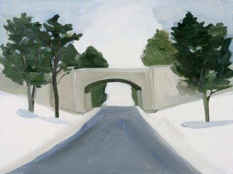 Maureen Gallace, Merritt Parkway, Ct, 2002