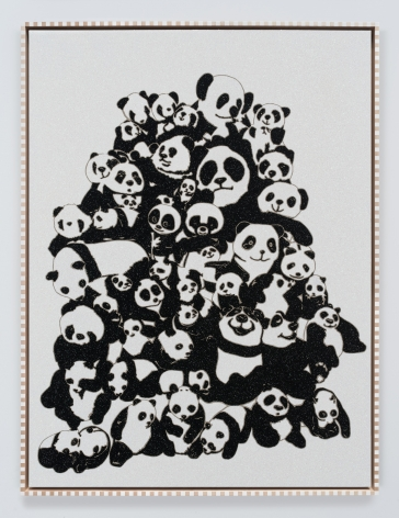 Rob Pruitt, Panda Collection #1