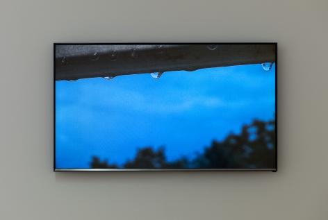 Ceal Floyer, Drop, 2013, Installation view: Kunstmuseum Bonn, 2015