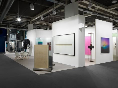 303 Gallery, Art Basel, 2019, Booth L21