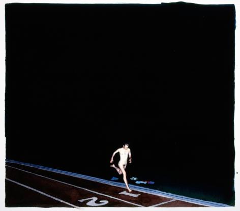 Tim Gardner, Untitled (Naked Runner), 1999
