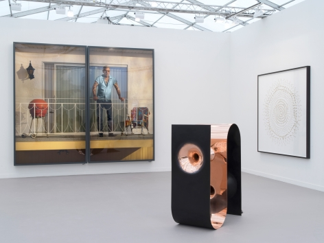 303 Gallery, Frieze New York, 2019, Booth A4