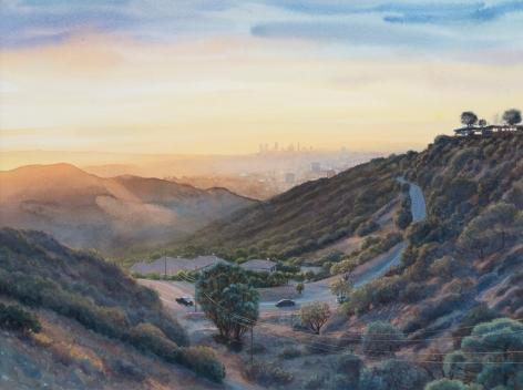 Tim Gardner, Sunrise, L.A.