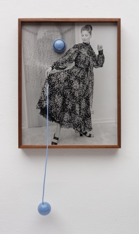 Elad Lassry, Untitled (Woman in Dress), 2016