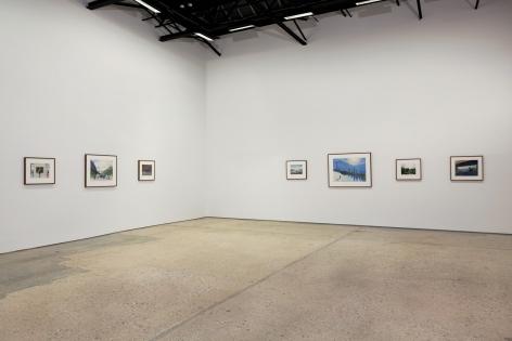 Tim Gardner, Installation at 303 Gallery, 2010