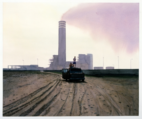 Tim Gardner, Power Plant, 2001