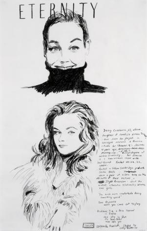 Karen Kilimnik, Dear Prudence, 1993