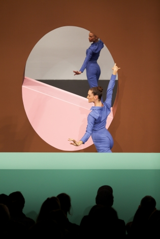 Elad Lassry, Performance: Untitled (Presence), The Kitchen New York, 2012