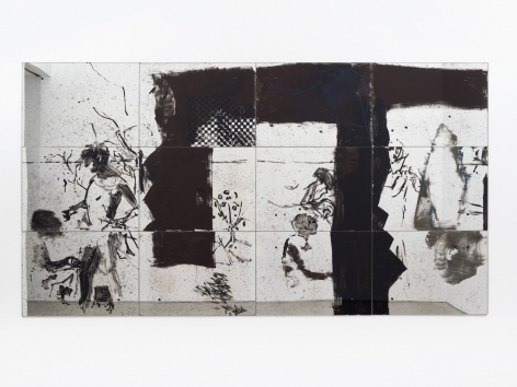 Nick Mauss, The Space of Appearance, 2017