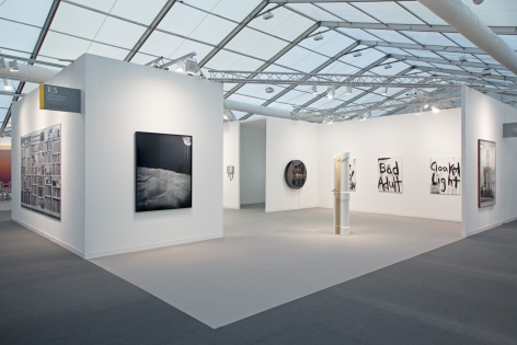Frieze London, 2014, 303 Gallery, Booth E5