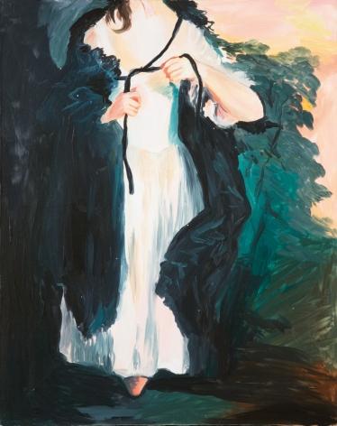 Karen Kilimnik, Strangler's View, 1995