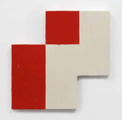 Mary Heilmann, Little Red, 2017