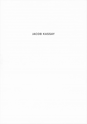 Jacob Kassay