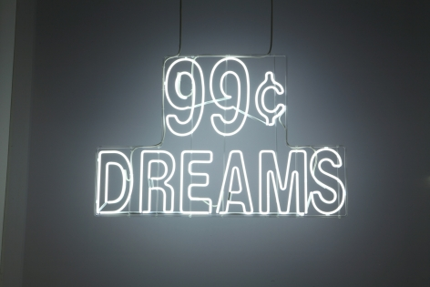 Doug Aitken, 99¢ dreams, 2007