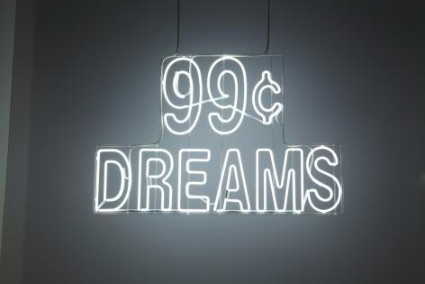 Doug Aitken, 99¢ dreams, 2007