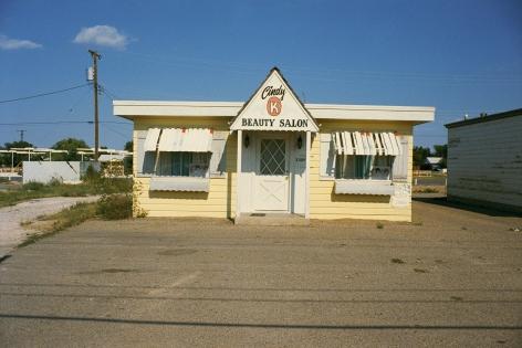 Stephen Shore, Amarillo, Texas, August 1973