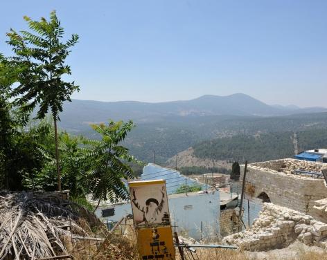 Stephen Shore, Zefat, Israel, June 15, 2010