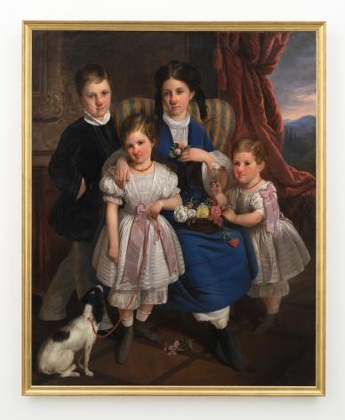 Hans-Peter Feldmann, 4 children with red noses