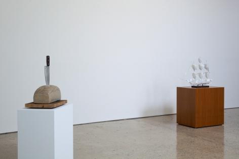 Matt Johnson, Installation view at 303 Gallery, 2012