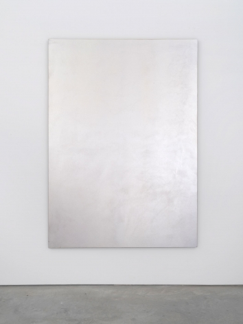 Jacob Kassay, Untitled, 2014