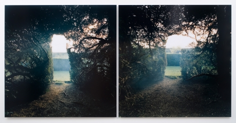 Jane and Louise Wilson, The Silence is Twice as Fast Backwards II, 2008