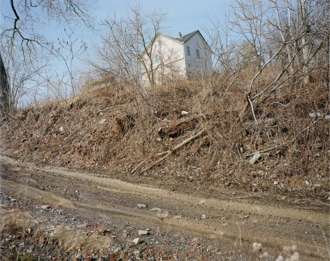 Stephen Shore, Ulster County, New York, 1984