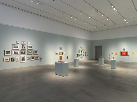 Installation view: Karen Kilimnik, 303 Gallery, New York, 2019. Photo: John Berens,