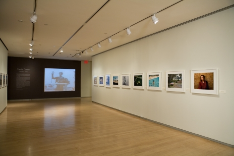 The Biographical Landscape: The Photography of Stephen Shore, 1969-79, International Center of Photography, New York, 2007