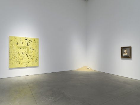 Installation view: 303 Gallery: 35 Years, 303 Gallery, New York, NY, Photo: John Berens