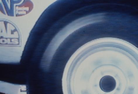 Doug Aitken, fury eyes american international, 1994