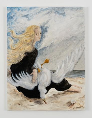 Tanya Merrill, Woman by the Sea