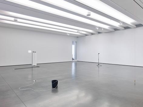 Ceal Floyer, Installation view: Aspen Art Museum, 2016