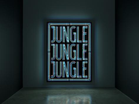 Doug Aitken, Jungle, 2018