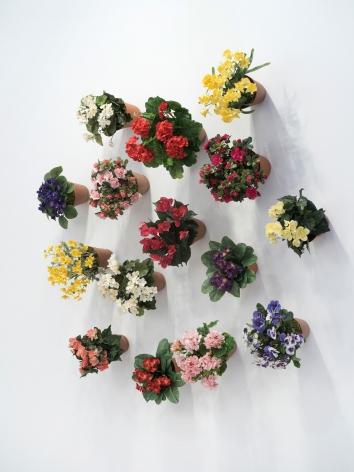 Hans-Peter Feldmann, Flower Pot