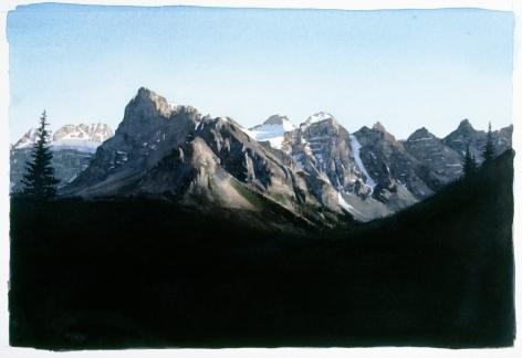 Tim Gardner, Untitled (Valley of the Ten Peaks), 2002