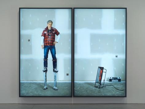 Rodney Graham, The Drywaller, 2012